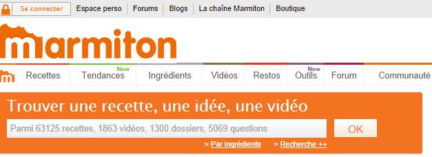 marmiton-screenshot